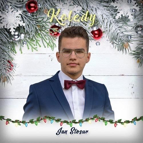 """Okładka albumu """"Polskie Kolędy 2019"""" Jana Stosura"""