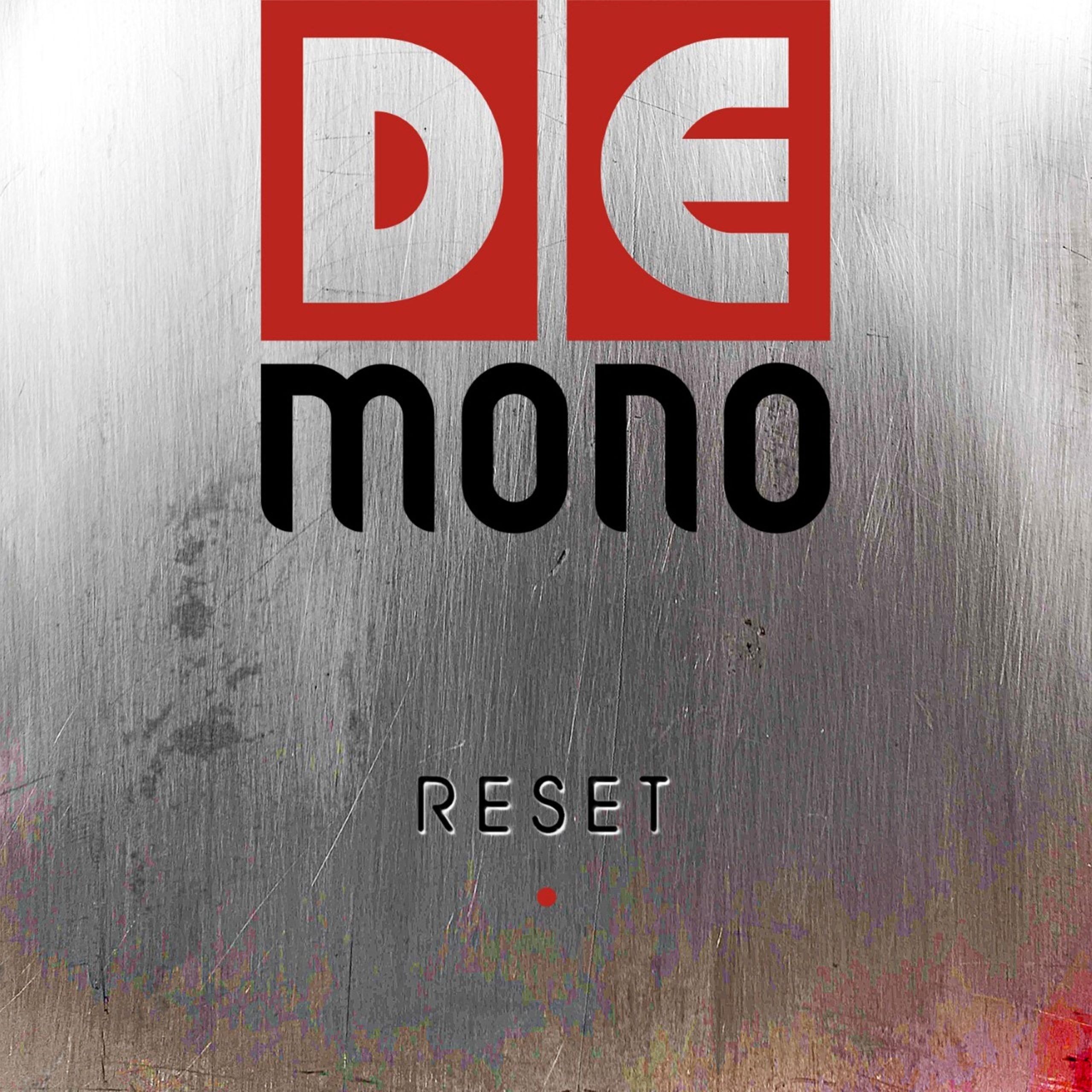 """Okładka płyty """"Reset"""" zespołu De Mono"""