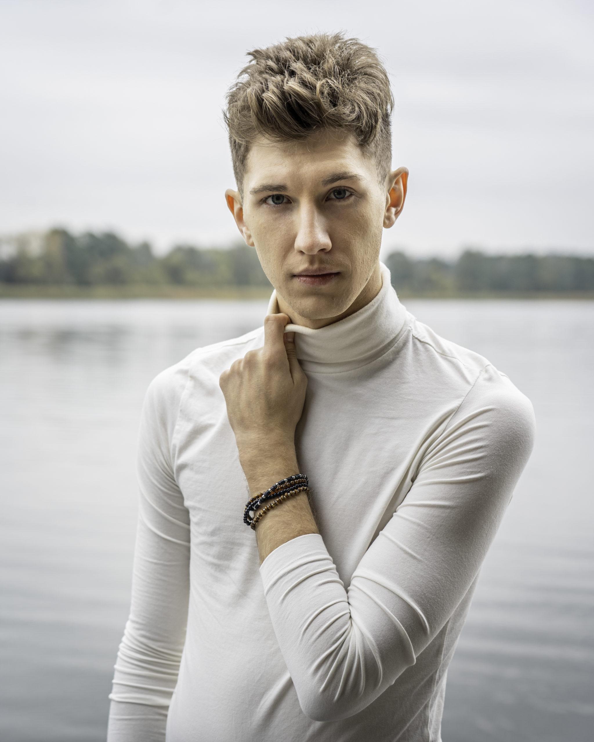 Zdjęcie Mateusza Ciawłowskiego
